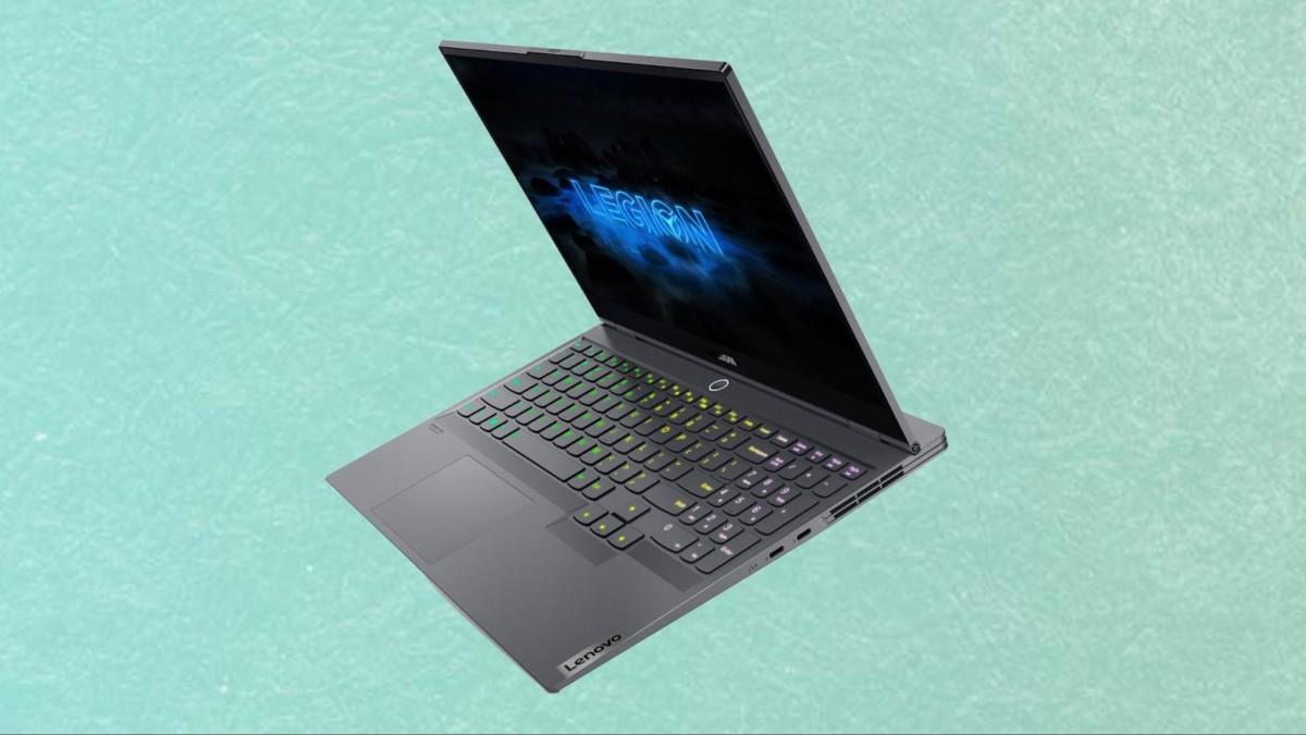 Lenovo Legion Slim 7i gaming laptop has a lightweight design