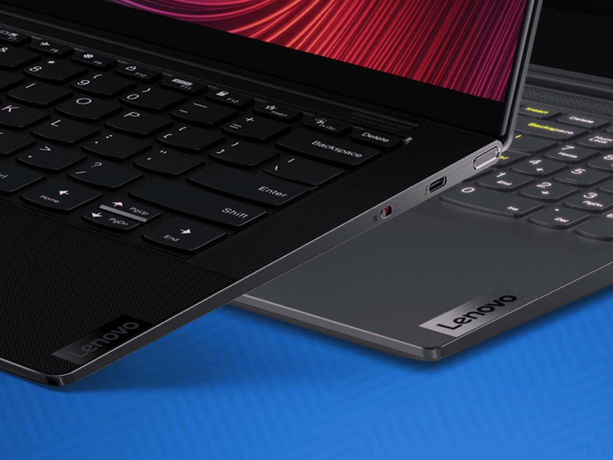 Lenovo Yoga 9 Series laptops blend glass and leather