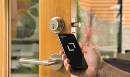 Level Touch Keyless Door Lock