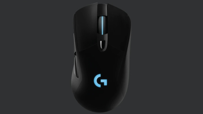 "Logitech G703 lightspeed gaming <em class=""algolia-search-highlight"">mouse</em> features a HERO sensor"