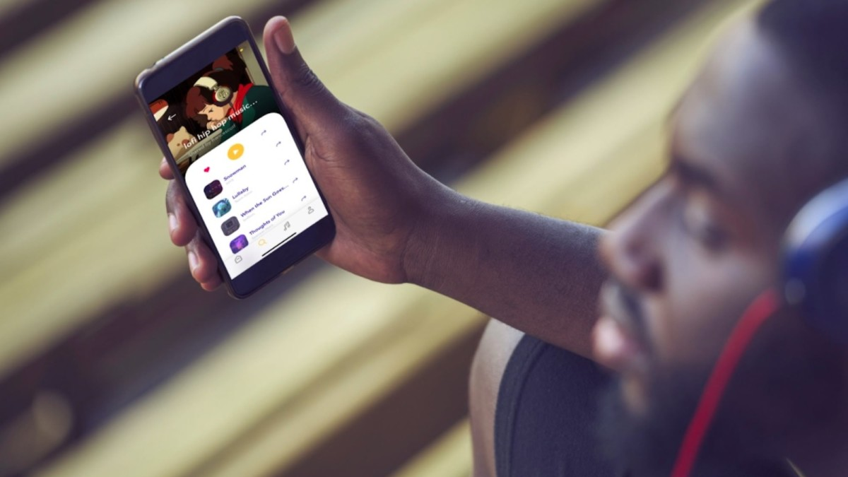 This cool music sharing app is the Instagram of music