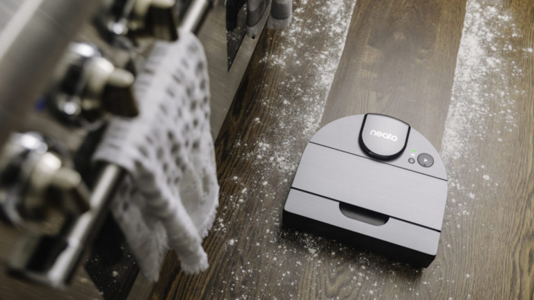 Neato D Series robotic vacuums capture up to 99.97% of allergens