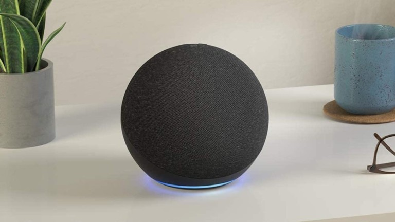 New Amazon Echo 4th-generation smart speaker
