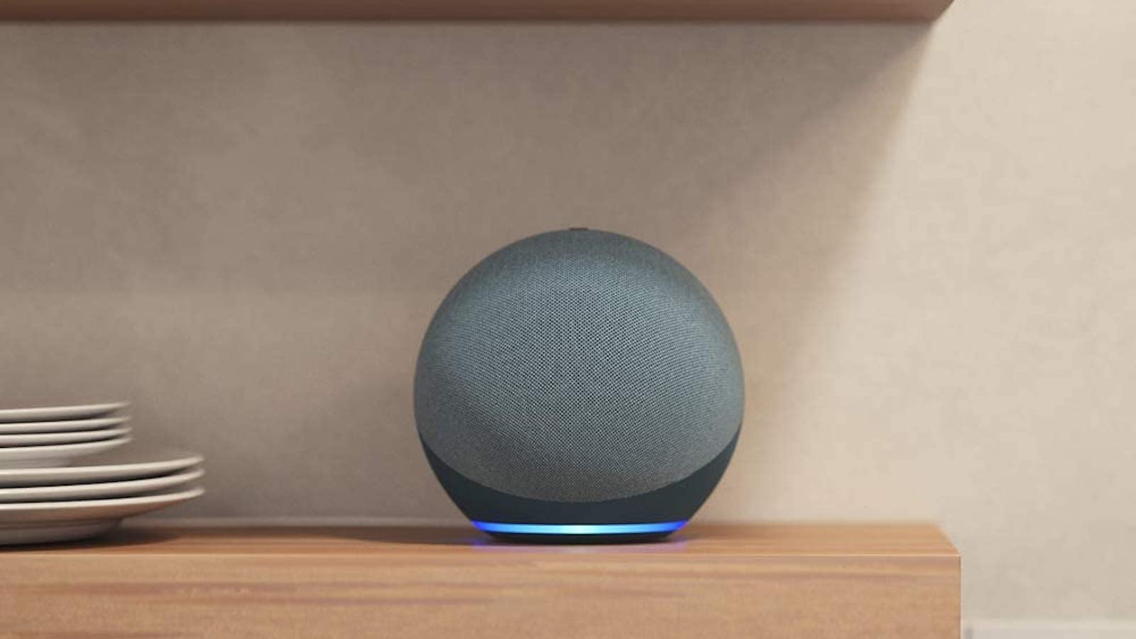 New Amazon Echo 4th-generation smart speaker comes in a spherical shape