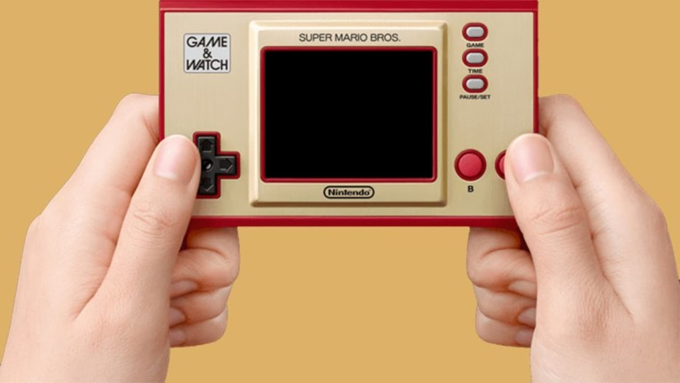 Nintendo Game & Watch Classic Console
