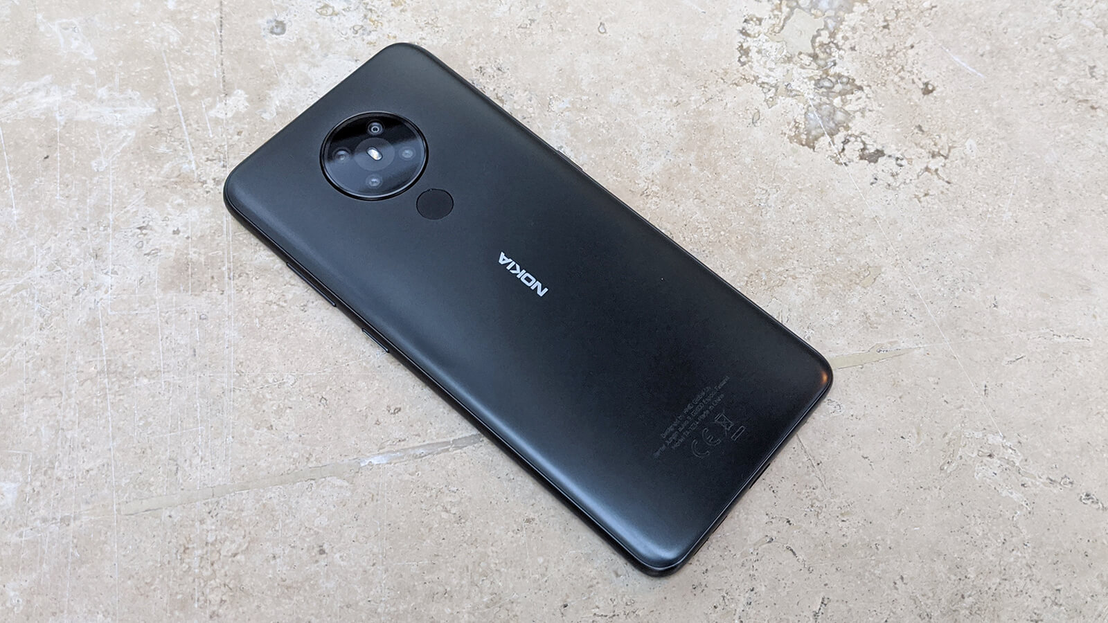 Nokia 3 4 triple camera smartphone