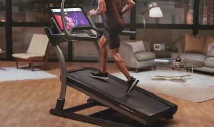 Nordic Track X32i Smart HD Touchscreen Treadmill