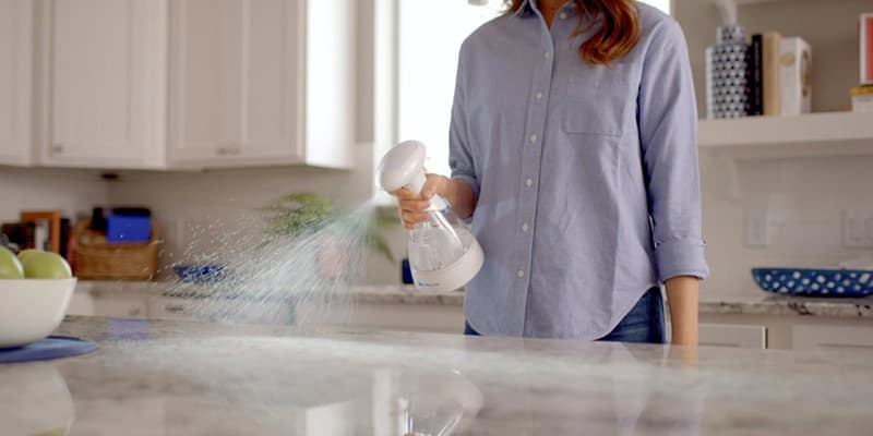 O3Waterworks Sanitizing Spray Bottle