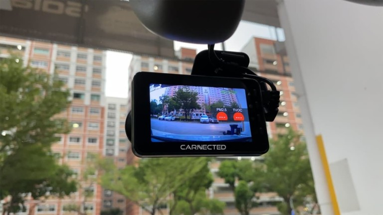 OCTA-Eye Safety Dashcam