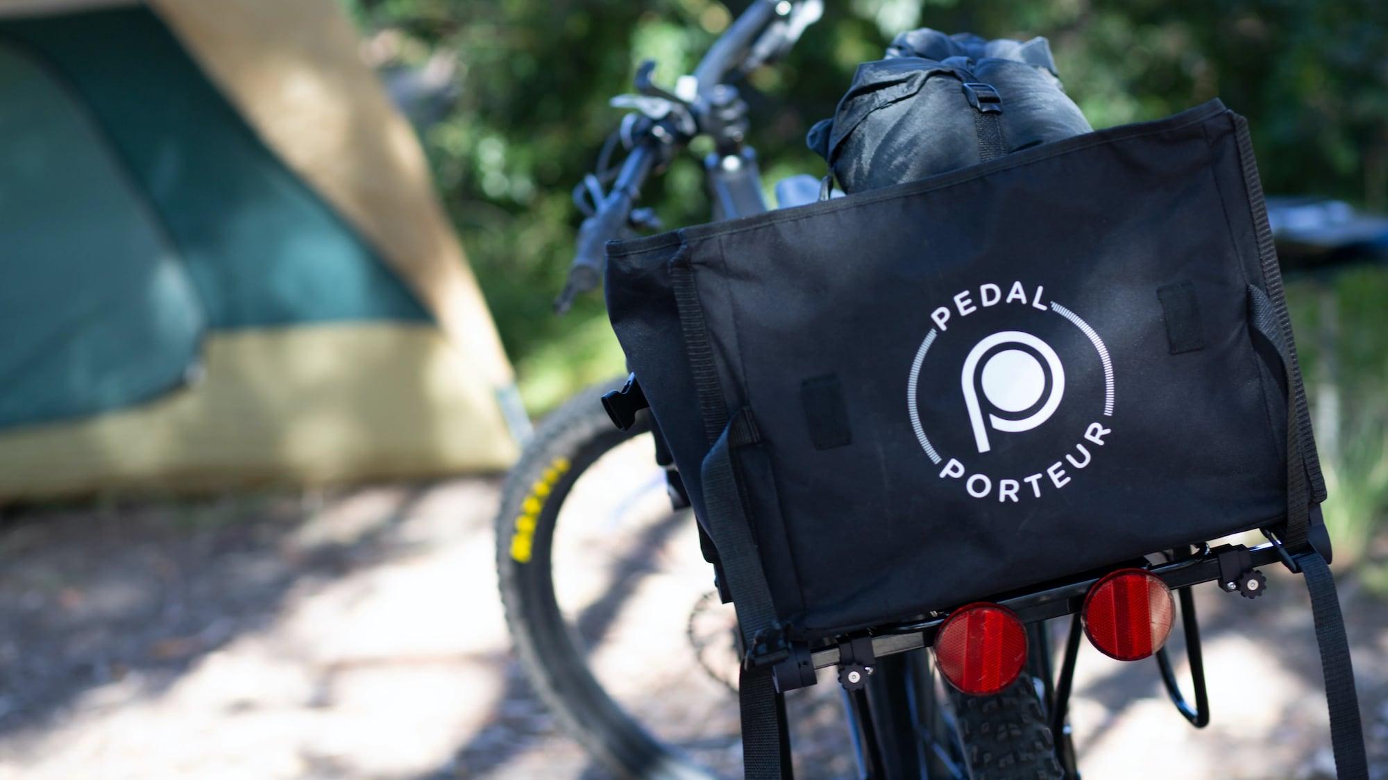 PedalPorteur Bicycle Cargo System