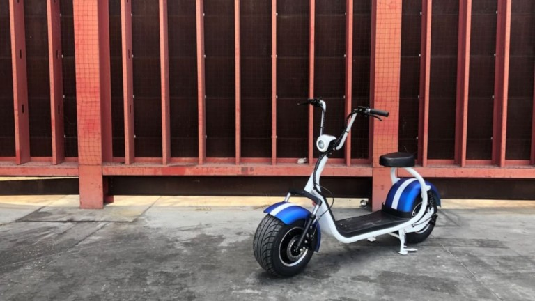 Phat Scooters HD Electric Scooter