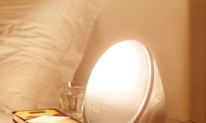 Philips HF3520 Wake-up Light Alarm Clock