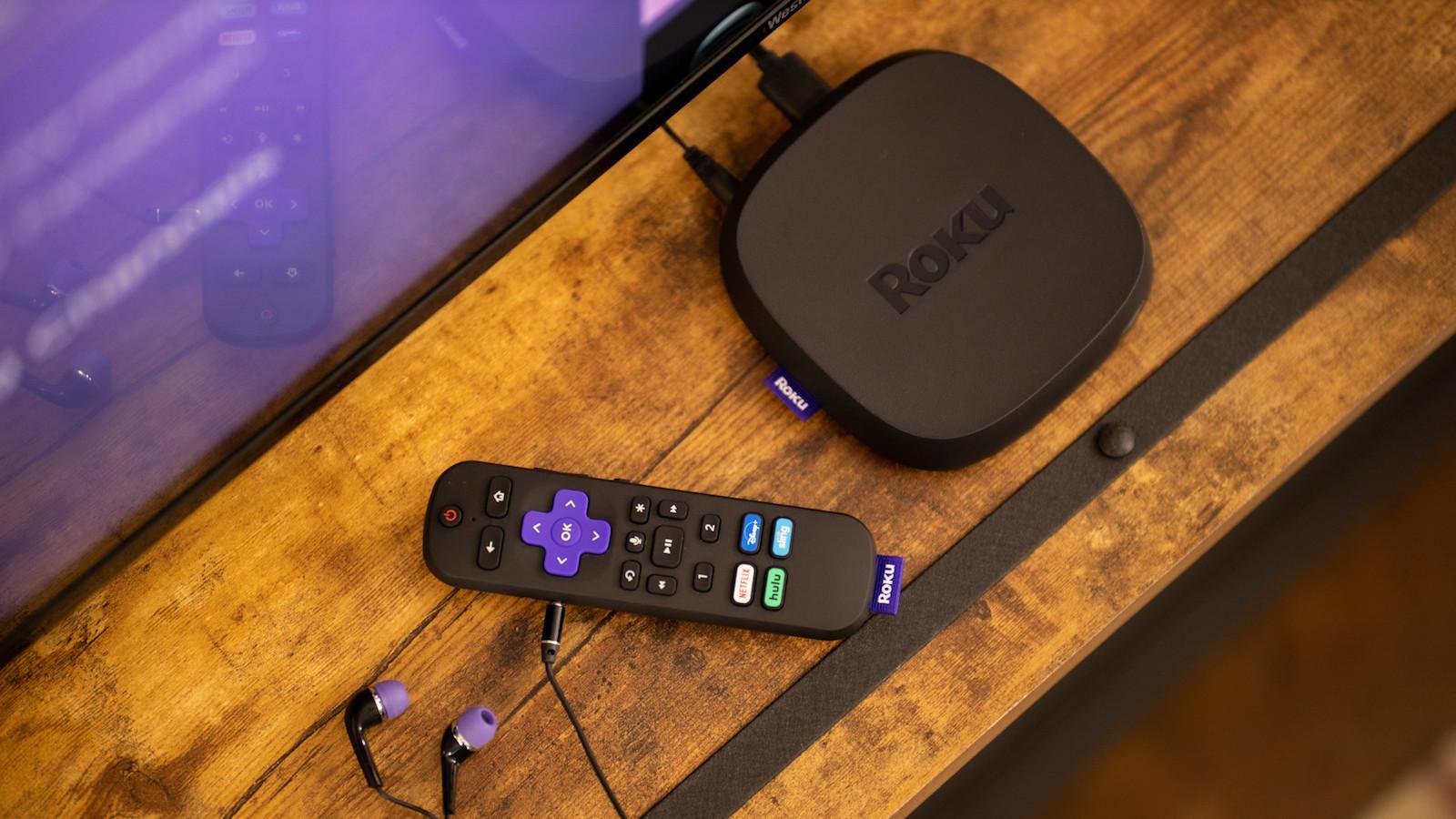 Roku Ultra streaming device lets you stream TV in 4K
