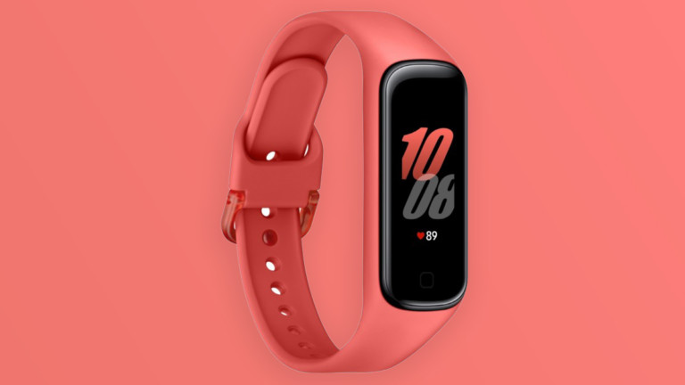 Samsung Galaxy Fit2 activity-tracking band has a 21-day battery life