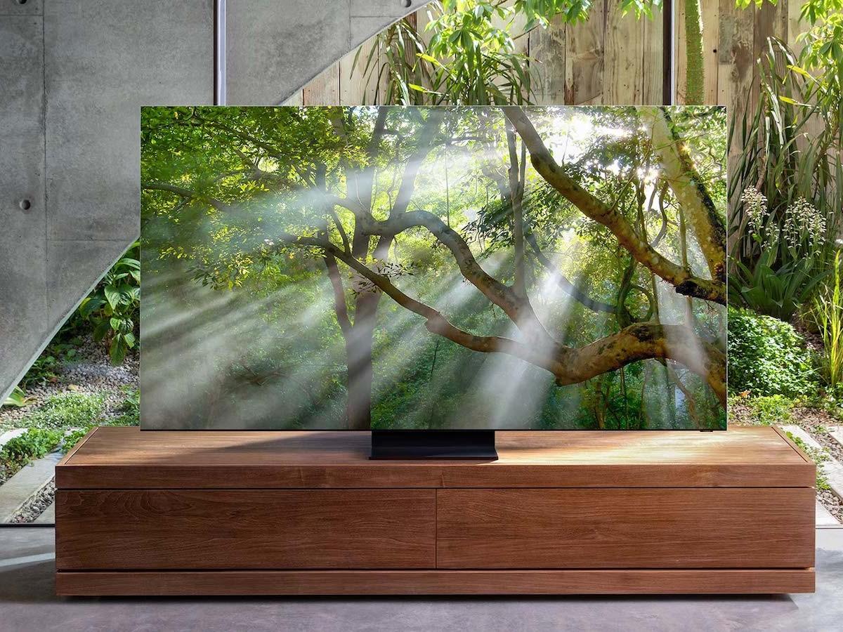 Samsung Q950TS QLED 8K Smart TV features Active Voice Amplifier