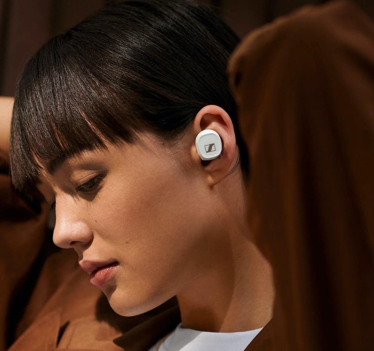 Sennheiser CX 400BT true wireless earbuds offer up to 20 hours of battery life