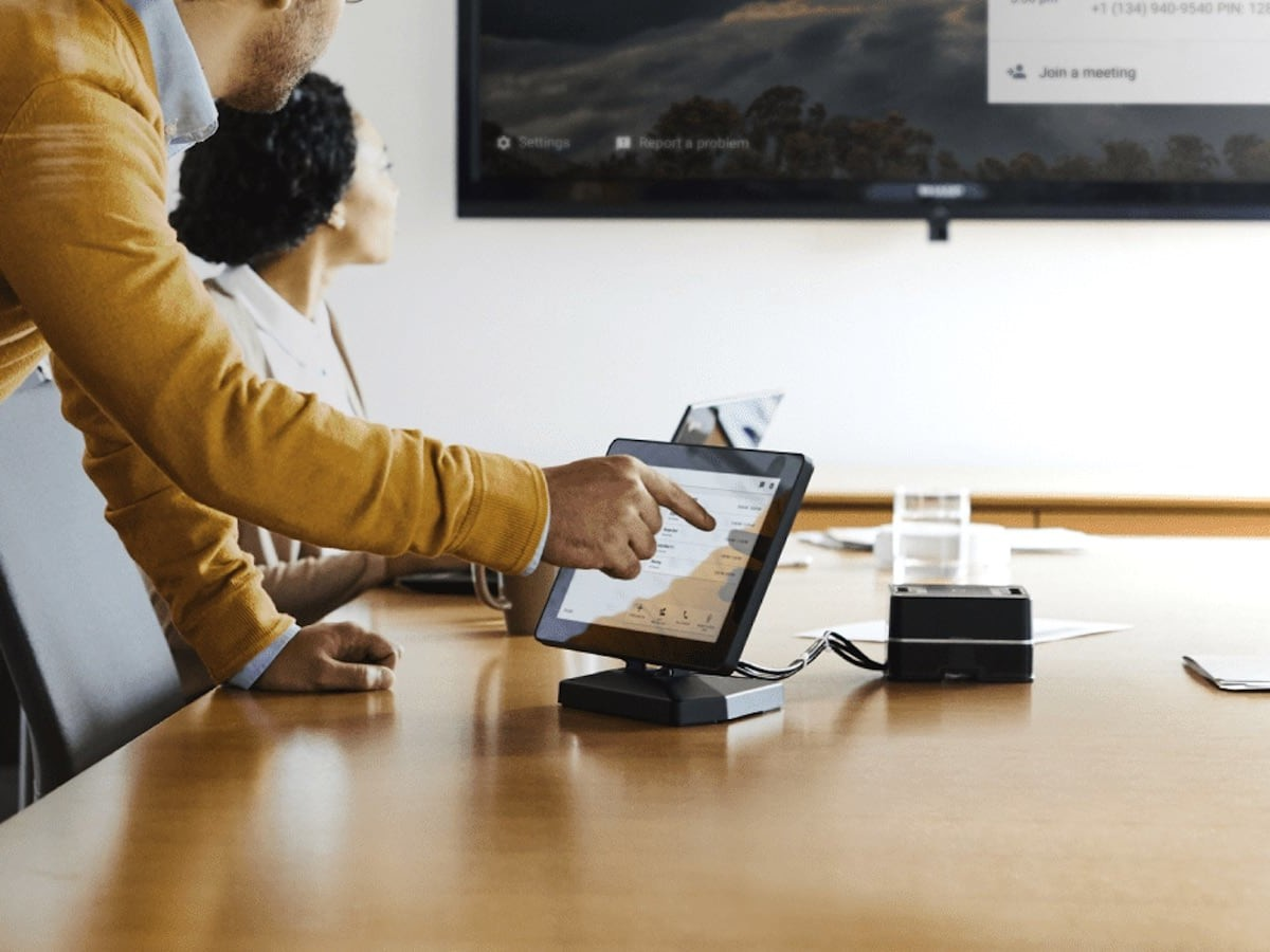 Series One Google Meet room kits is ideal for your remote team calls