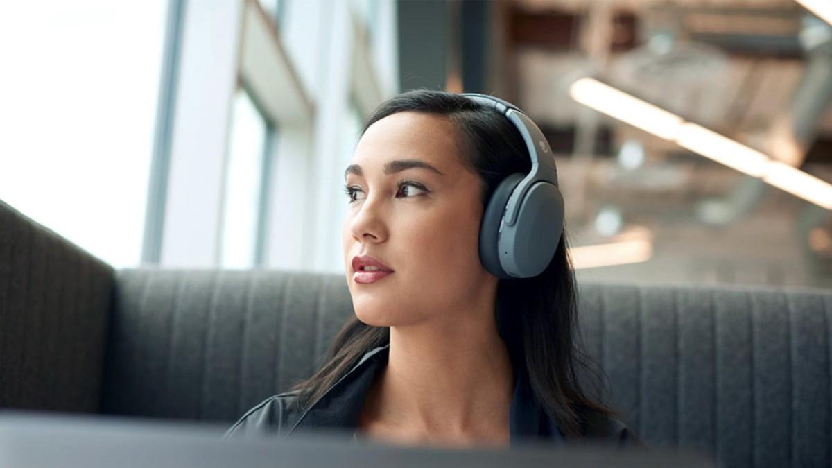 Skullcandy Crusher Evo sensory bass headphones use personalized Audiodo technology