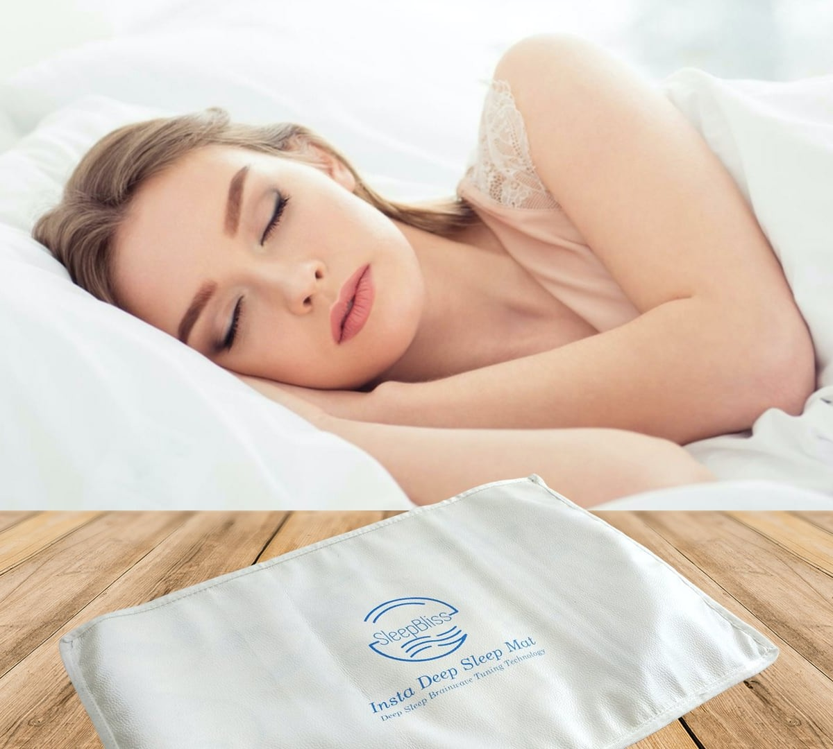 SleepBliss enhances your quality of sleep to provide natural & healthy deep sleep