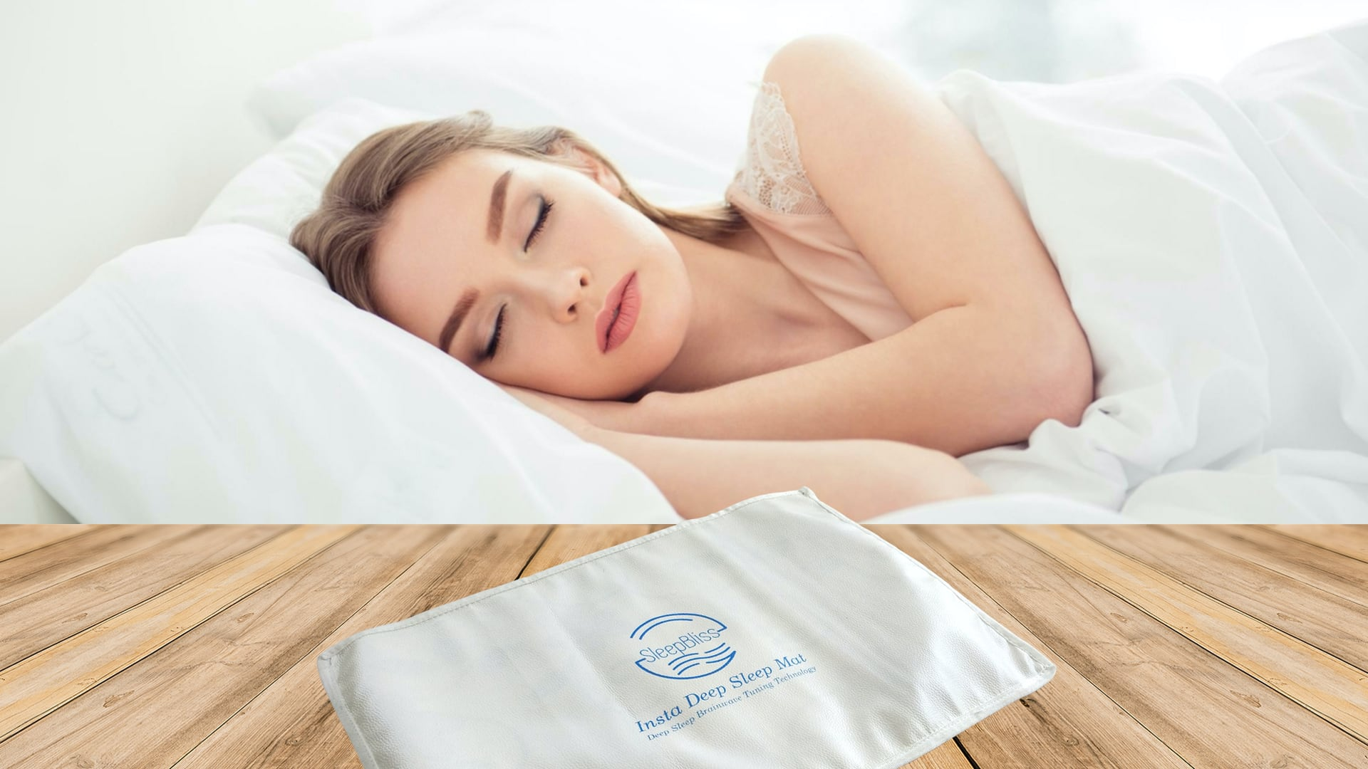 SleepBliss enhances your quality of sleep to provide natural & healthy deep sleep