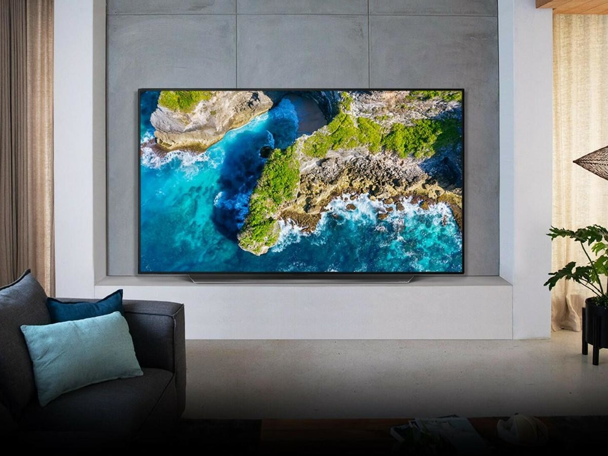 Sony XBR A8H Series OLED TV has a high-powered processor