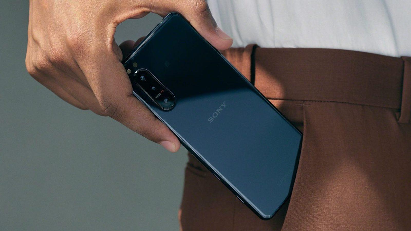 Sony Xperia 5 II OLED phone