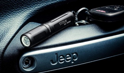 Surefire Titan Ultra-Compact LED Keychain Light