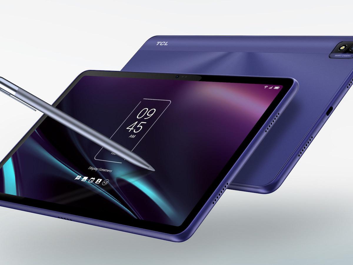 TCL 10 TABMAX & 10 TABMID paper-like tablets have NXTPAPER displays