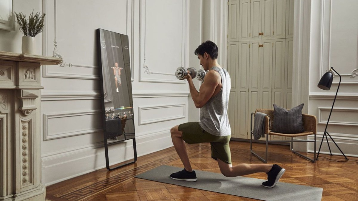 The coolest smart home gyms to buy this year