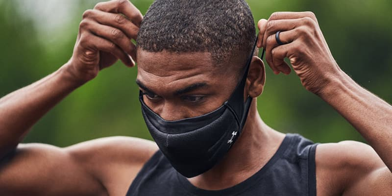 Under Armour Sportsmask Face Cover