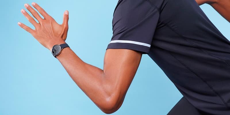 Withings ScanWatch Wearable Heart Monitor