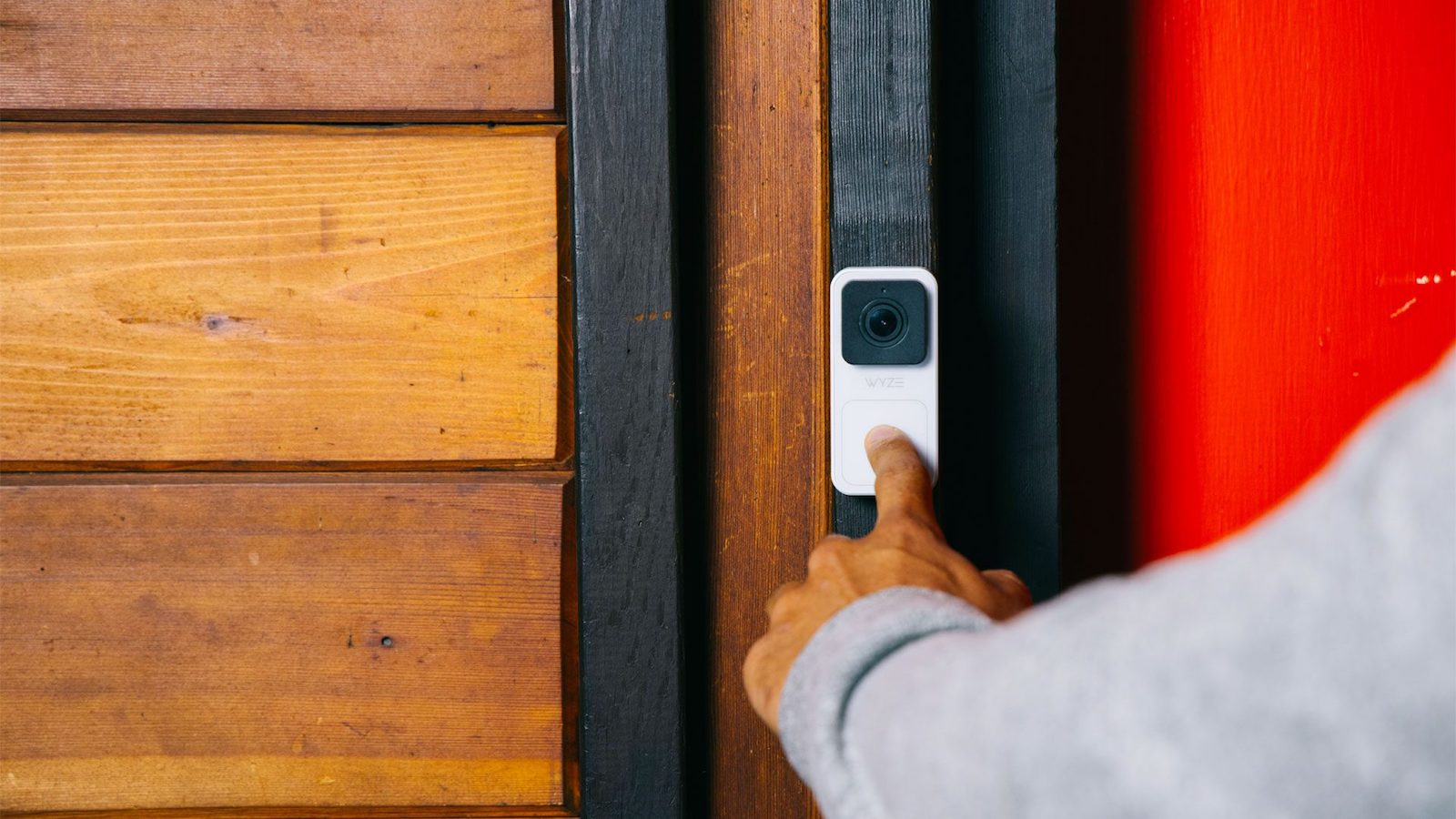 Wyze video doorbell lets you see visitors even when you are not at home