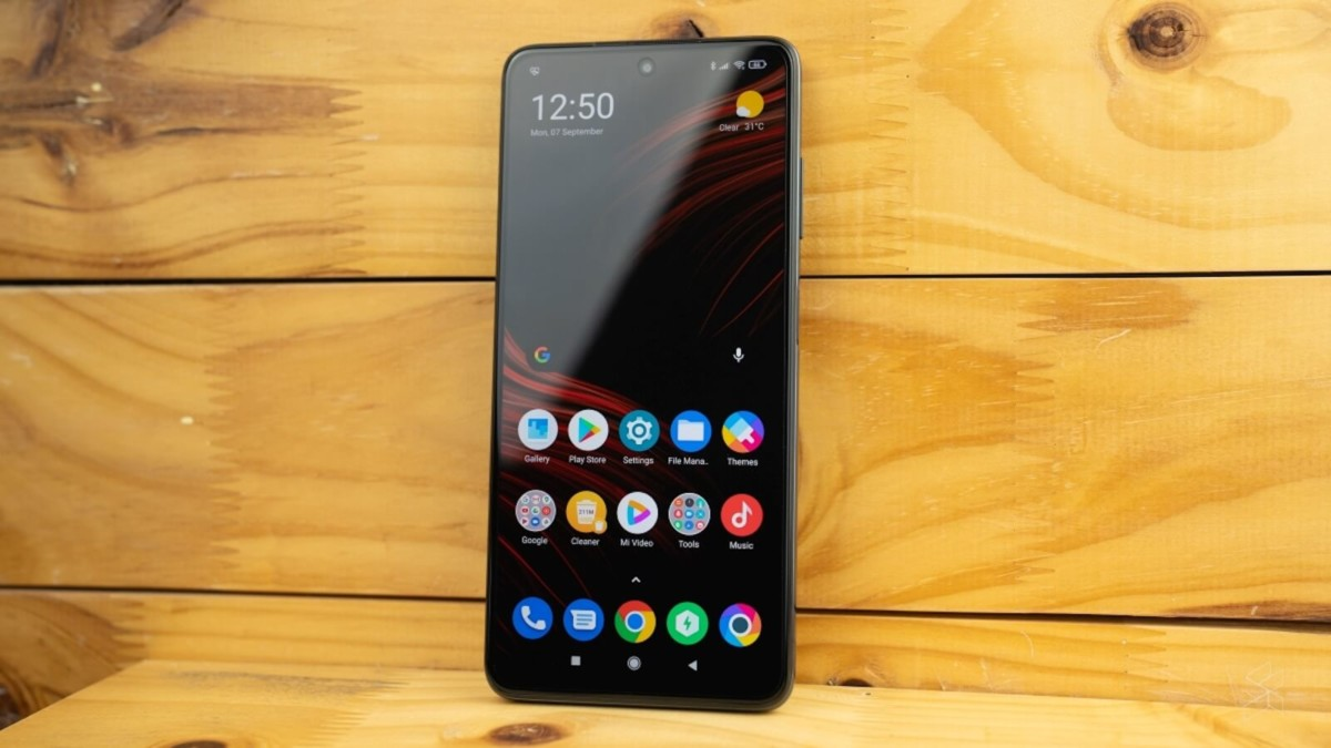 Xiaomi POCO X3 NFC gaming phone boasts a 5,160 mAh battery