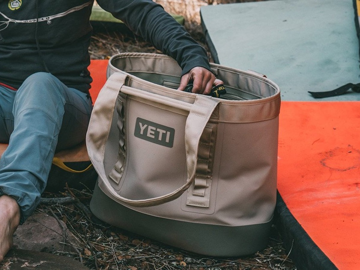 Yeti Camino Carryall all-purpose bag is great for everyday use and any adventure
