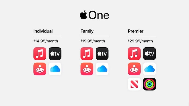 Apple One Service