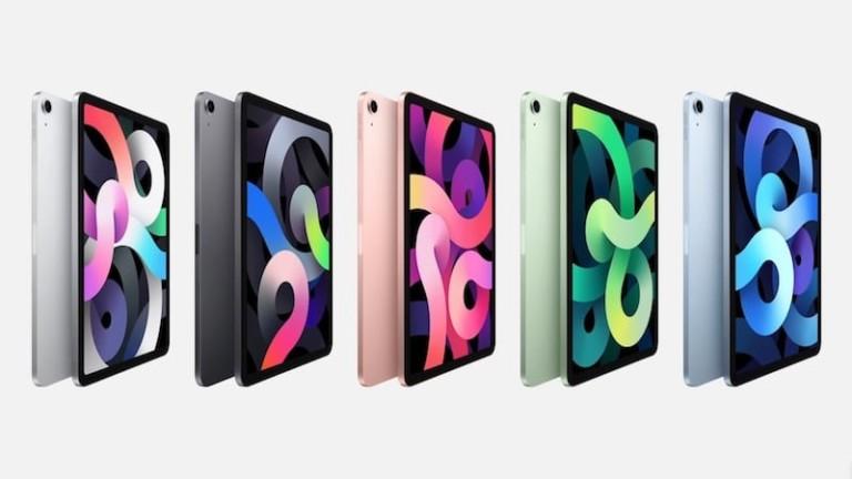 iPad Air design