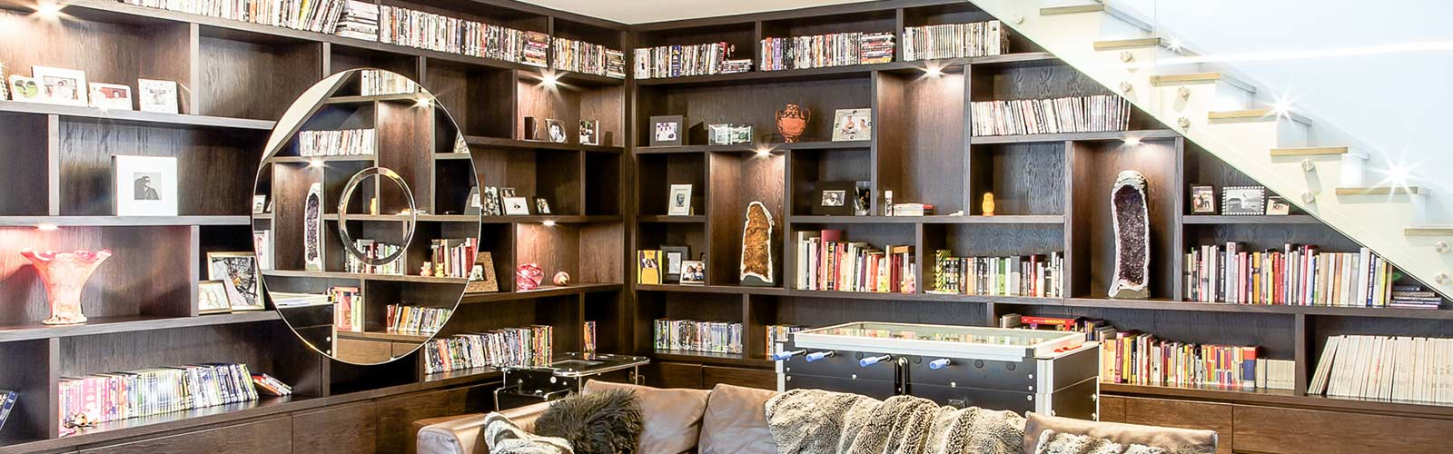 Creative Bookcases