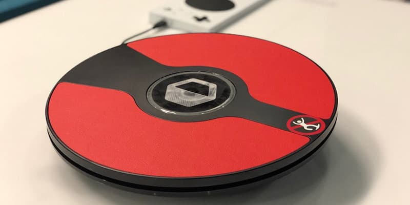 3dRudder for VR & PC Foot-Powered Gaming Controller