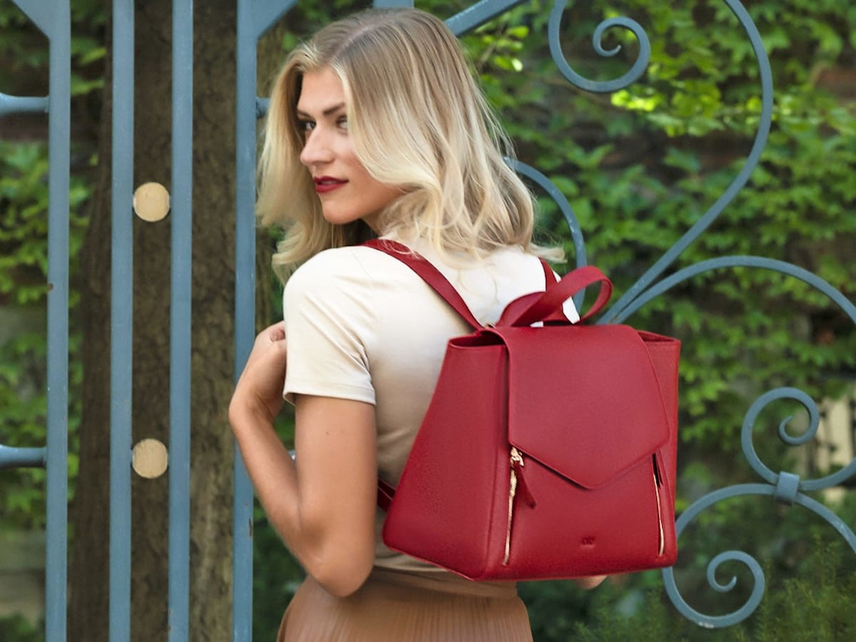 AGIKI work-life bag collection converts between three distinct styles