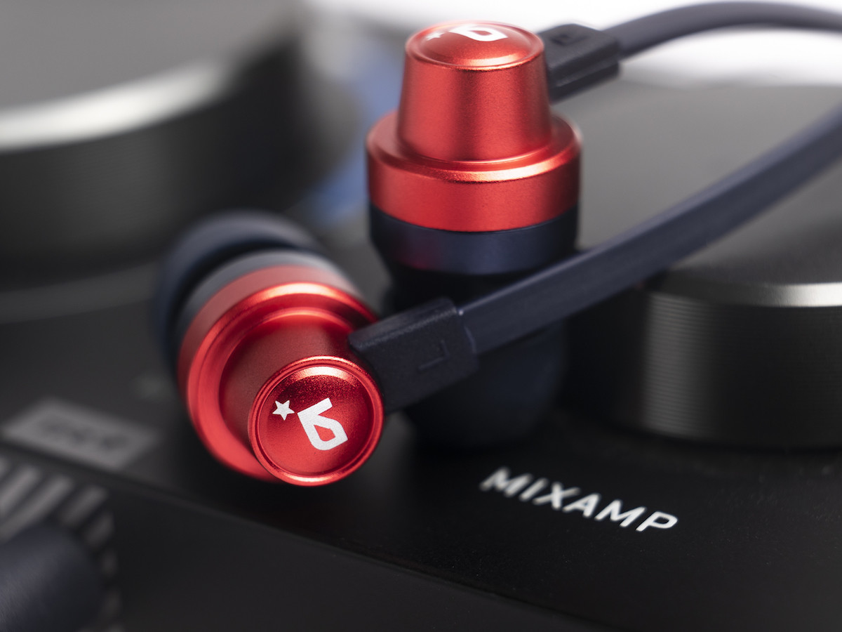 ASTRO A03 In-Ear Monitors gaming earbuds feature distortion-free bass