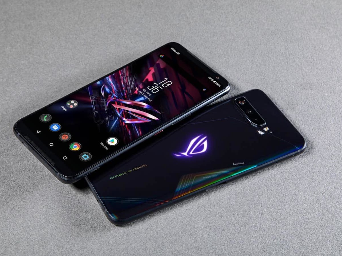 ASUS ROG Phone 3 features a Game Mode for gamers