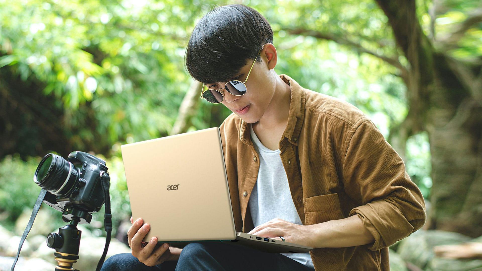 Acer Swift 3X Ultrathin Laptop