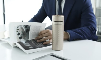 Acera Harmony Collection Advanced Travel Mugs