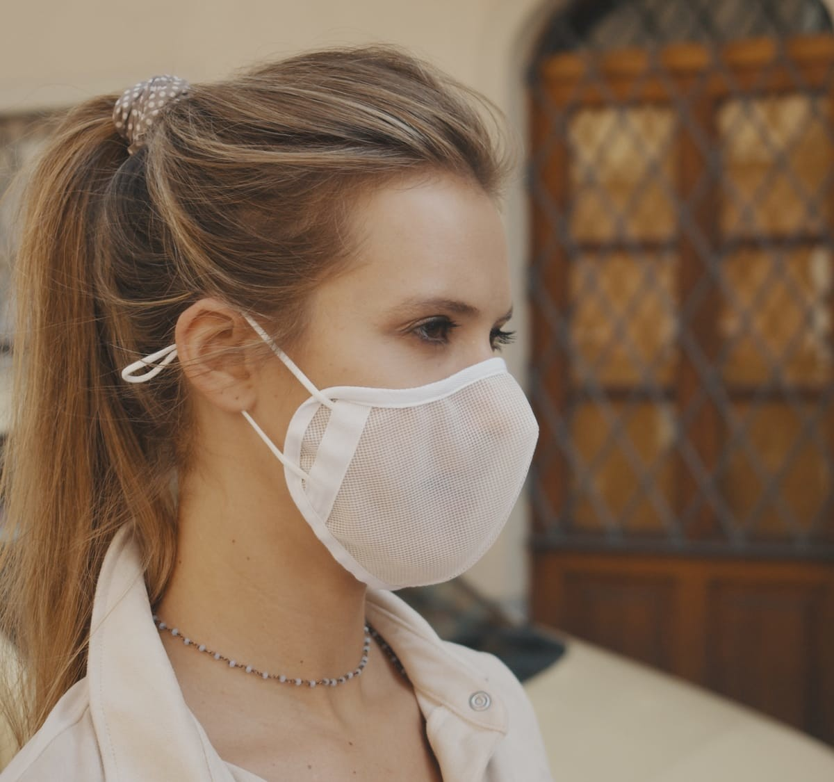 Airable Mask nanofiber mesh mask is great for any type of activity