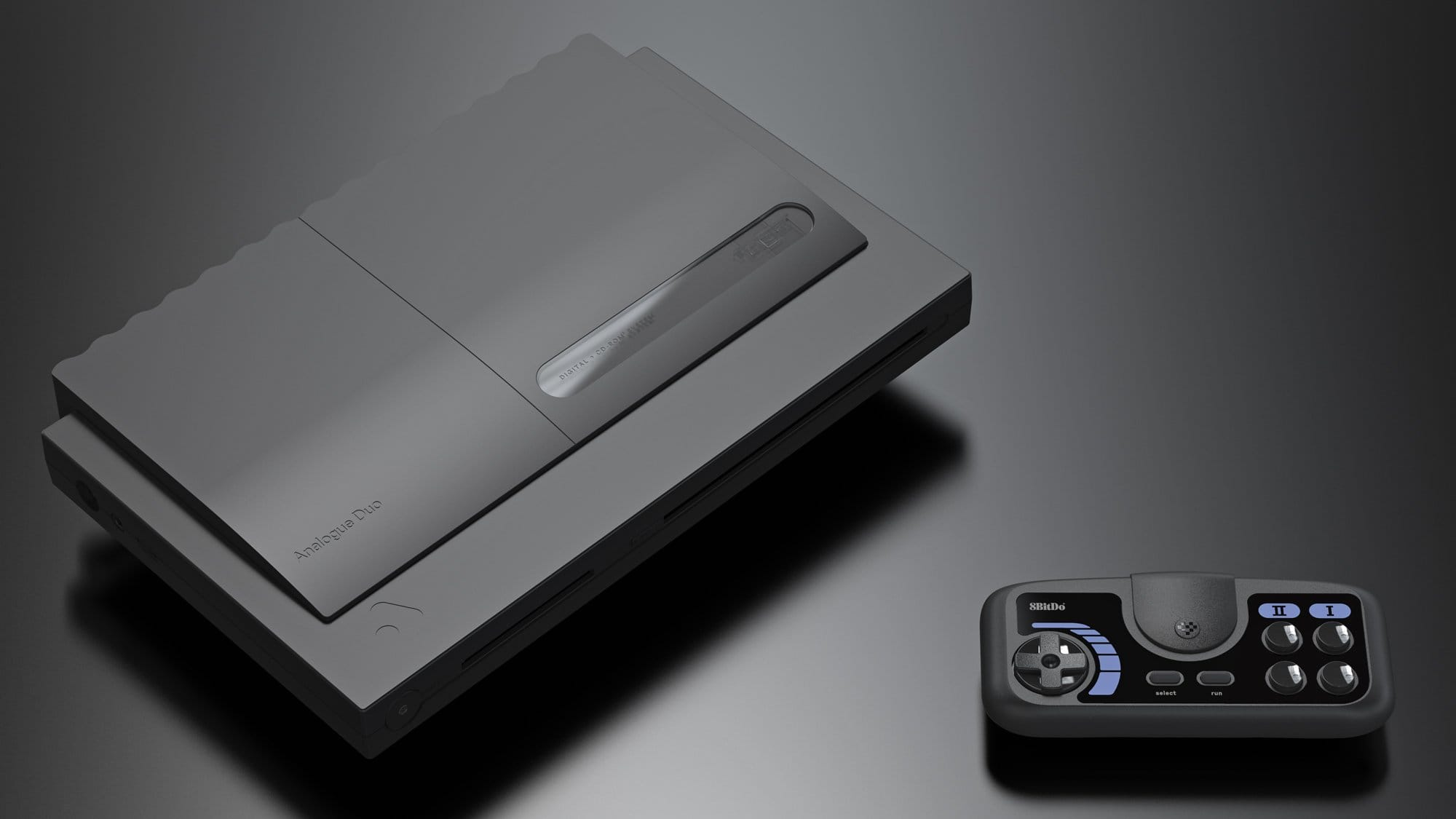 Analogue Duo all-in-one video game system works with nearly every game format
