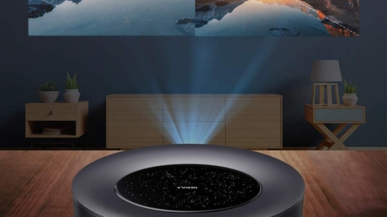 Anker Nebula Cosmos Max 4K Home Projector