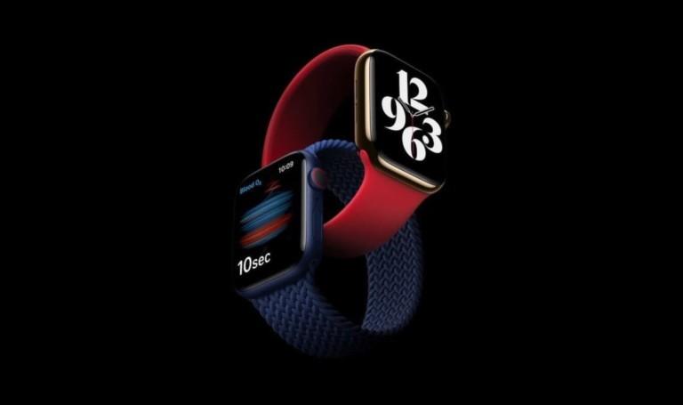Apple Watch Series 6 always-on Smartwatch