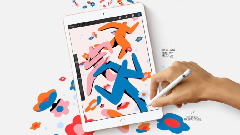 Apple iPad 8th Generation Creative Tablet