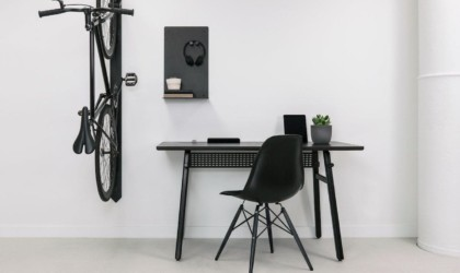 Artifox Minimalist Desk 02 Black Edition