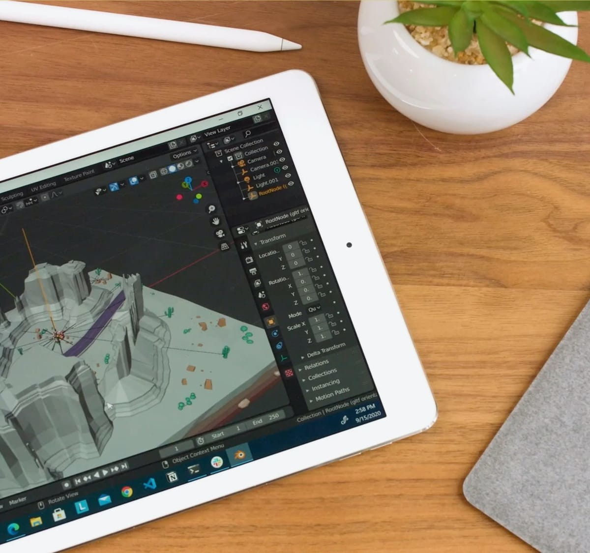 Astropad Luna Display for Windows turns your iPad into a wireless PC screen